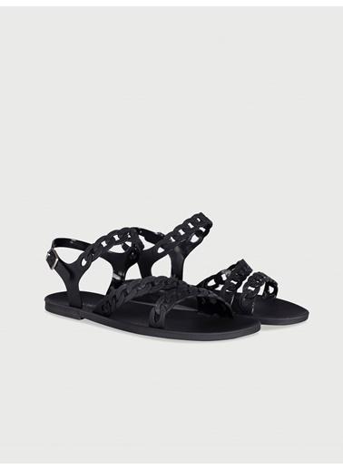 Ipekyol Sandalet Siyah